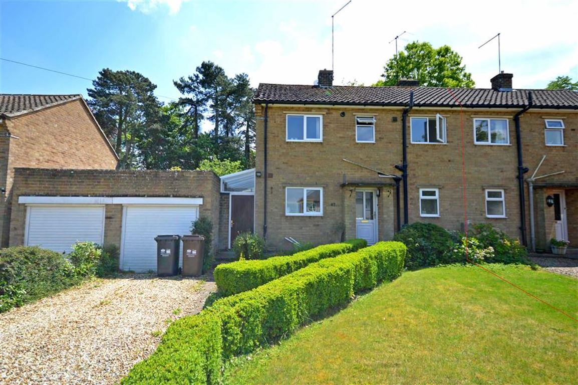 3 Bedrooms Semi Detached House for sale in Pitsford