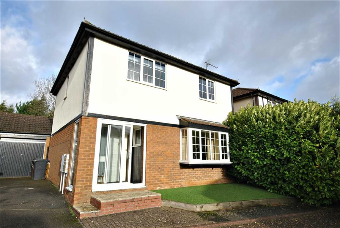 3 Bedrooms Detached House for sale in East Hunsbury