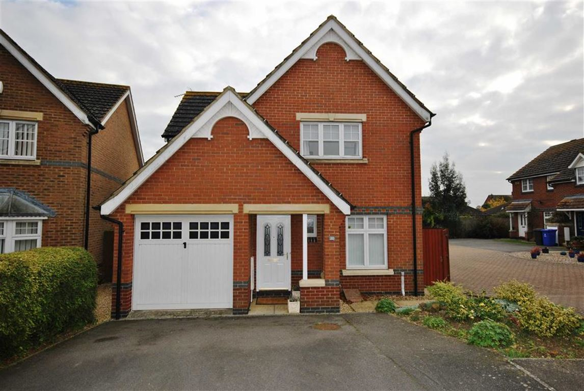 3 Bedrooms Detached House for sale in Harpole