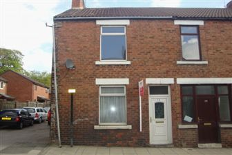 Property in High Street, Willington, Crook