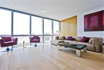 Property in West India Quay, London, E14