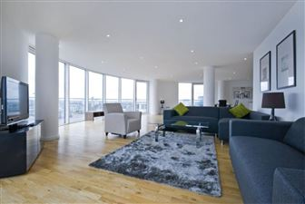 Property in Ability Place, E14