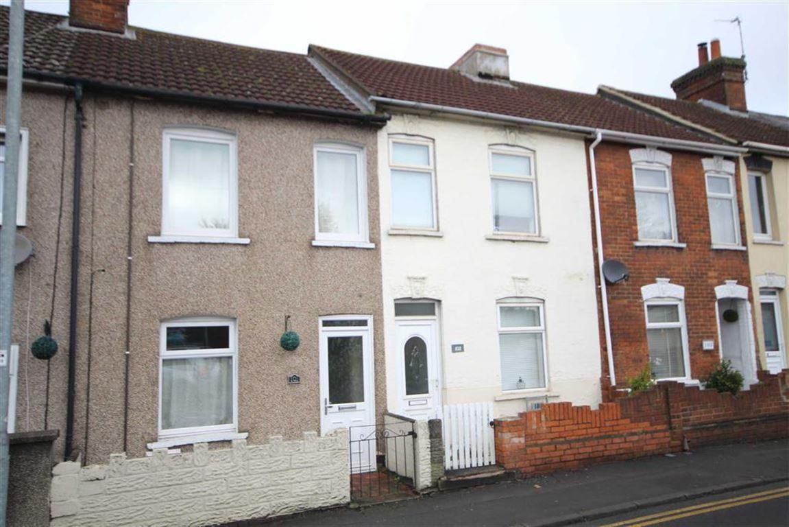 2 Bedrooms Terraced House for sale in Westcott Place, Swindon