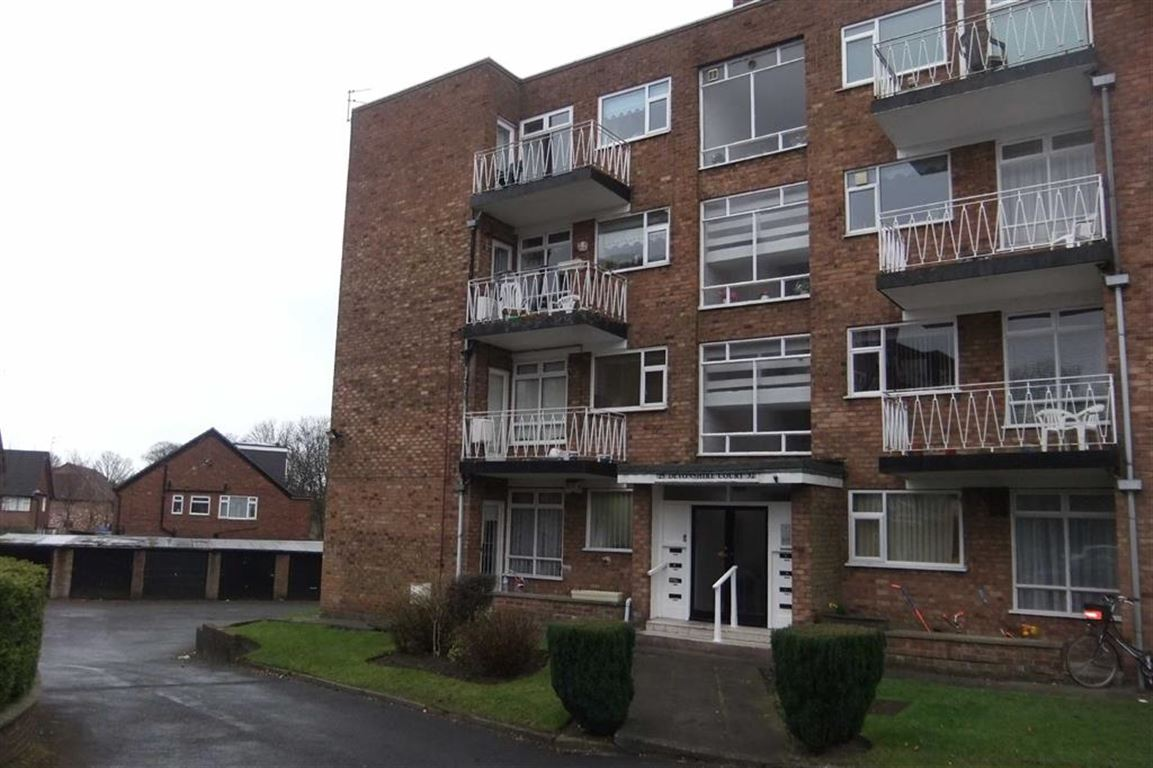 2 Bedrooms Apartment Flat for sale in Devonshire Court, Salford