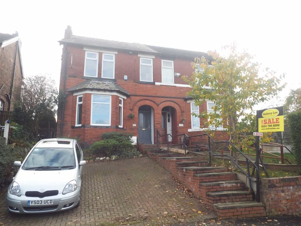 4 Bedrooms Semi Detached House for sale in Moor Lane, Salford