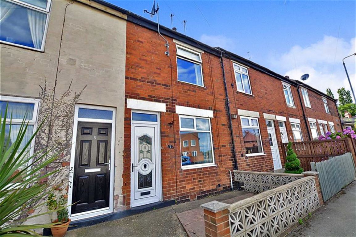 2 Bedrooms Property for sale in Carleton View, Pontefract, WF8