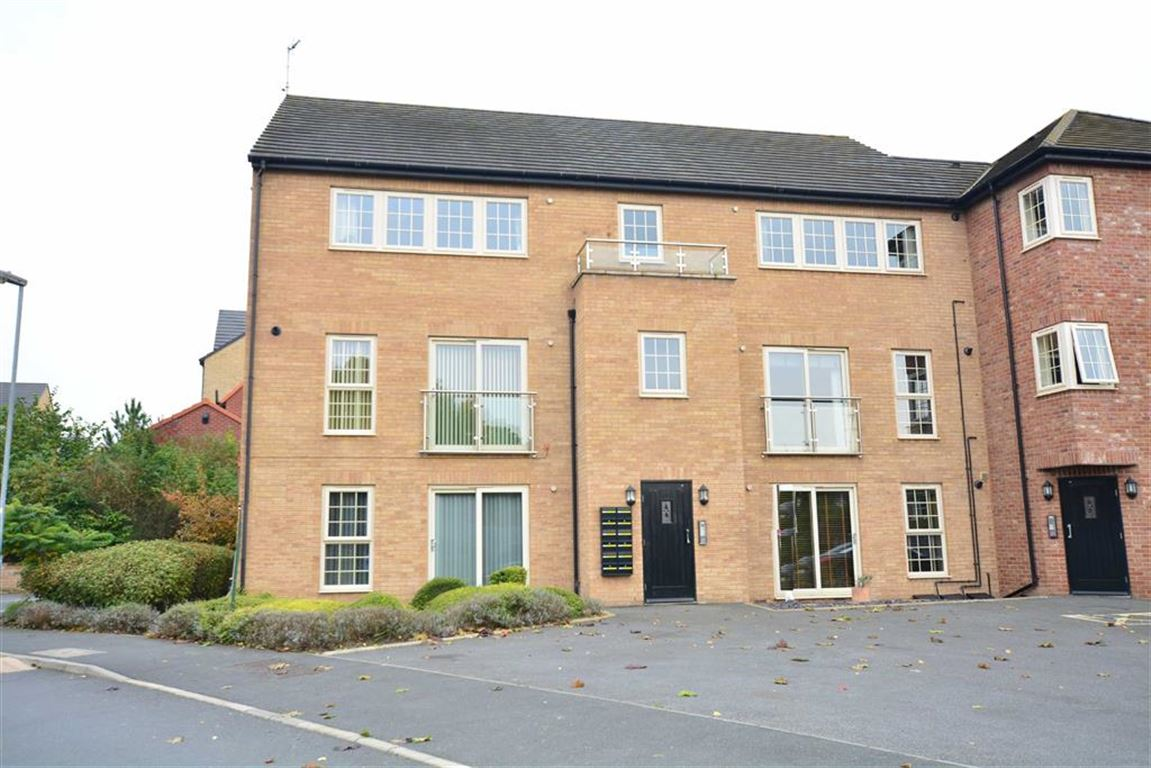 2 Bedrooms Property for sale in Madison Close, Ackworth, Pontefract, WF7