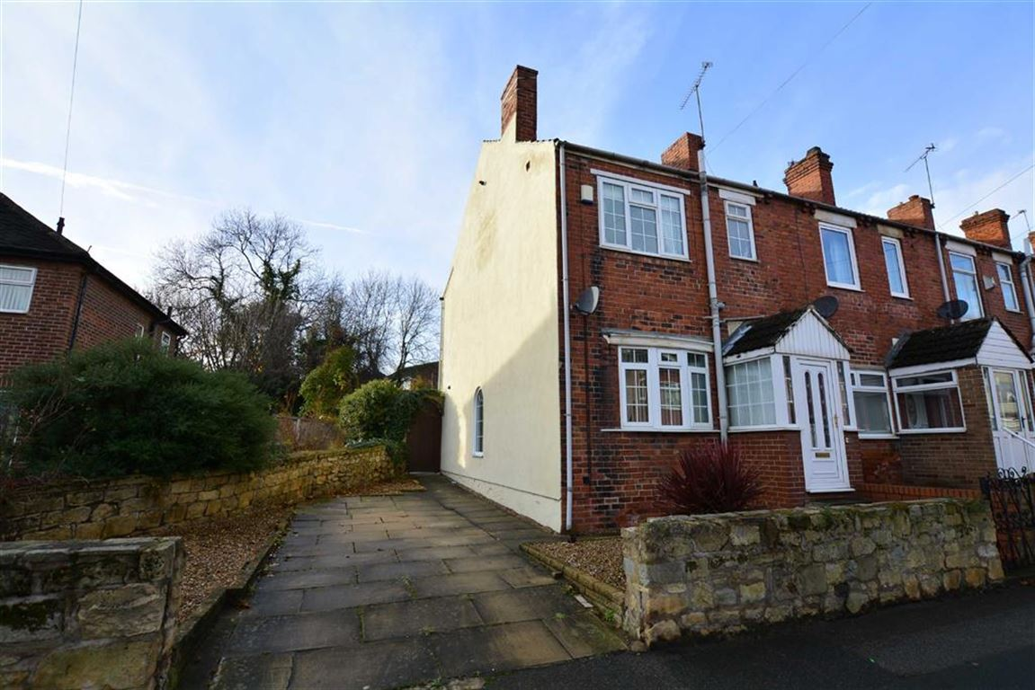 2 Bedrooms Property for sale in Doncaster Road, South Elmsall, Pontefract, WF9