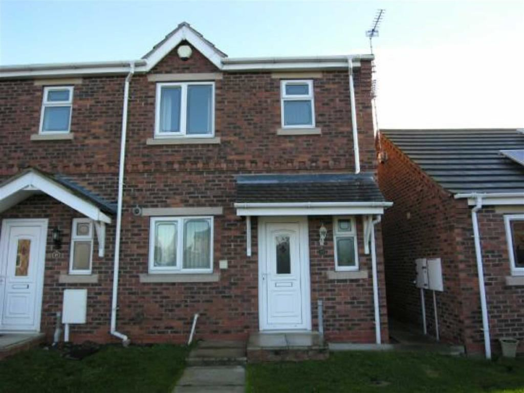 2 Bedrooms Property for sale in Sunnymede View, Askern, Doncaster, DN6