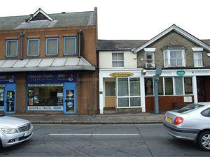 St. Albans Road, Watford, Hertfordshire