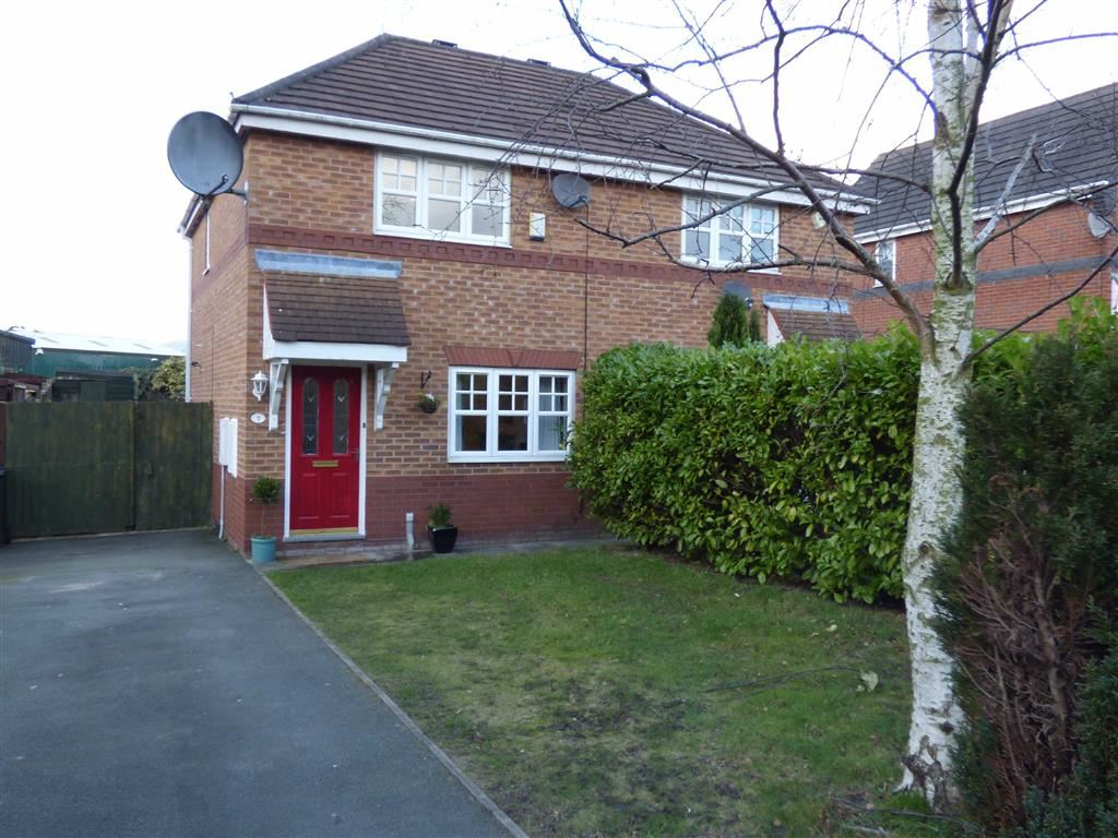 Coleridge Close, Ettiley Heath, Sandbach