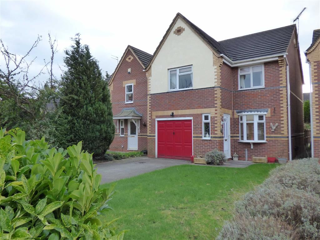 Richardson Close, Ettiley Heath, Sandbach