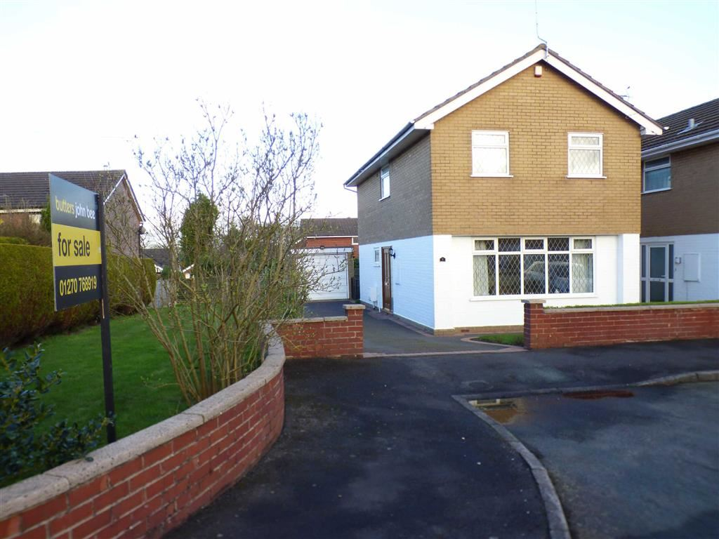 Bagmere Close, Sandbach