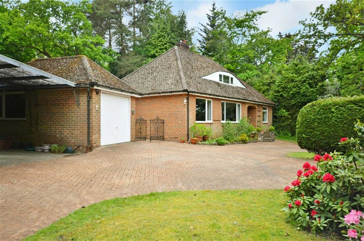 4 Bedrooms Detached Bungalow for sale in Frensham Road, Lower Bourne