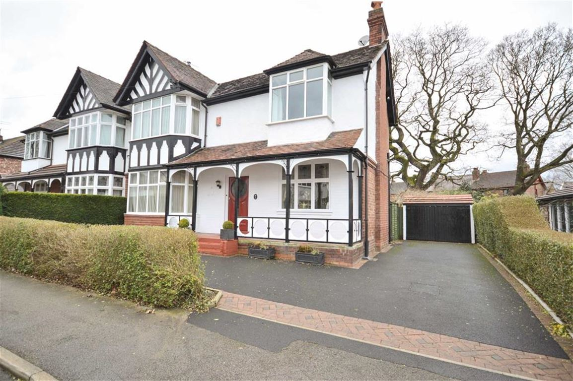 3 Bedrooms Property for sale in HAZELWOOD ROAD, Woodsmoor, Stockport, Cheshire, SK2