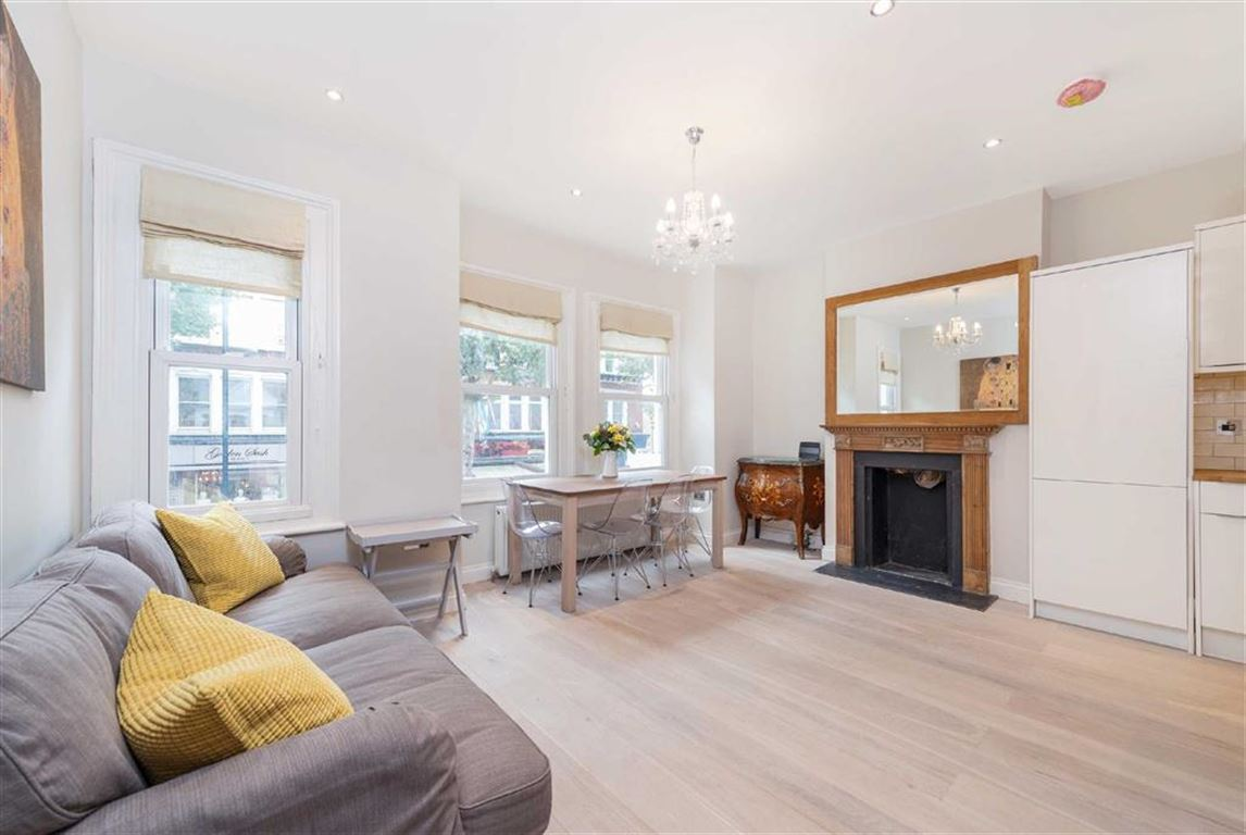 2 Bedrooms Flat for sale in Wandsworth Bridge Road, Fulham, London, SW6