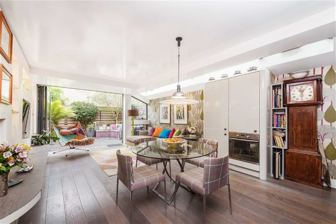 2 Bedrooms Flat for sale in Glenrosa Street, Fulham, London, SW6