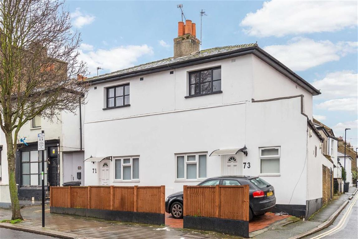 2 Bedrooms Flat for sale in Sulina Road, Brixton, SW2