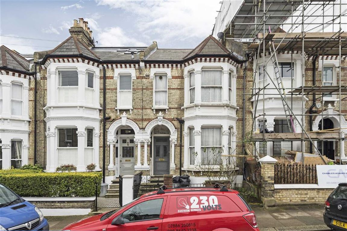 4 Bedrooms House for sale in Calbourne Road, Balham