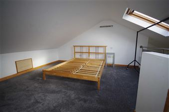 BEDROOM TWO ON MEZZANINE FLOOR