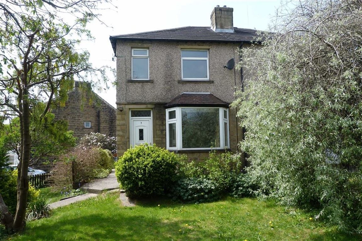 2 Bedrooms Semi Detached House for sale in Newsome Road South, Berry Brow, Huddersfield