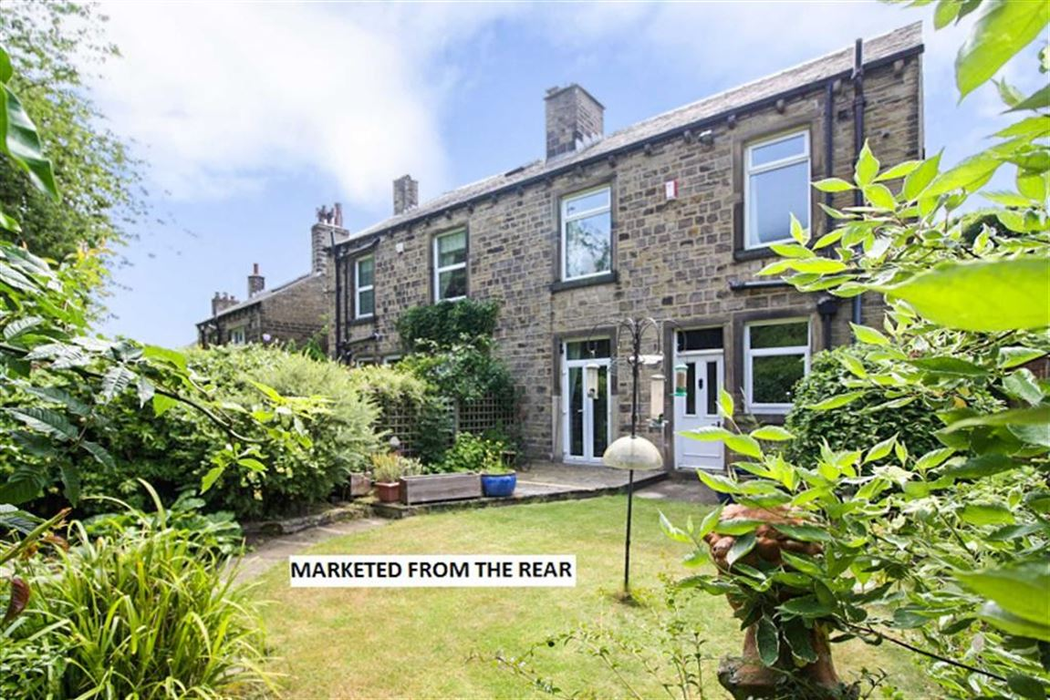 4 Bedrooms Semi Detached House for sale in Allison Drive, Off Bradford Road, Huddersfield