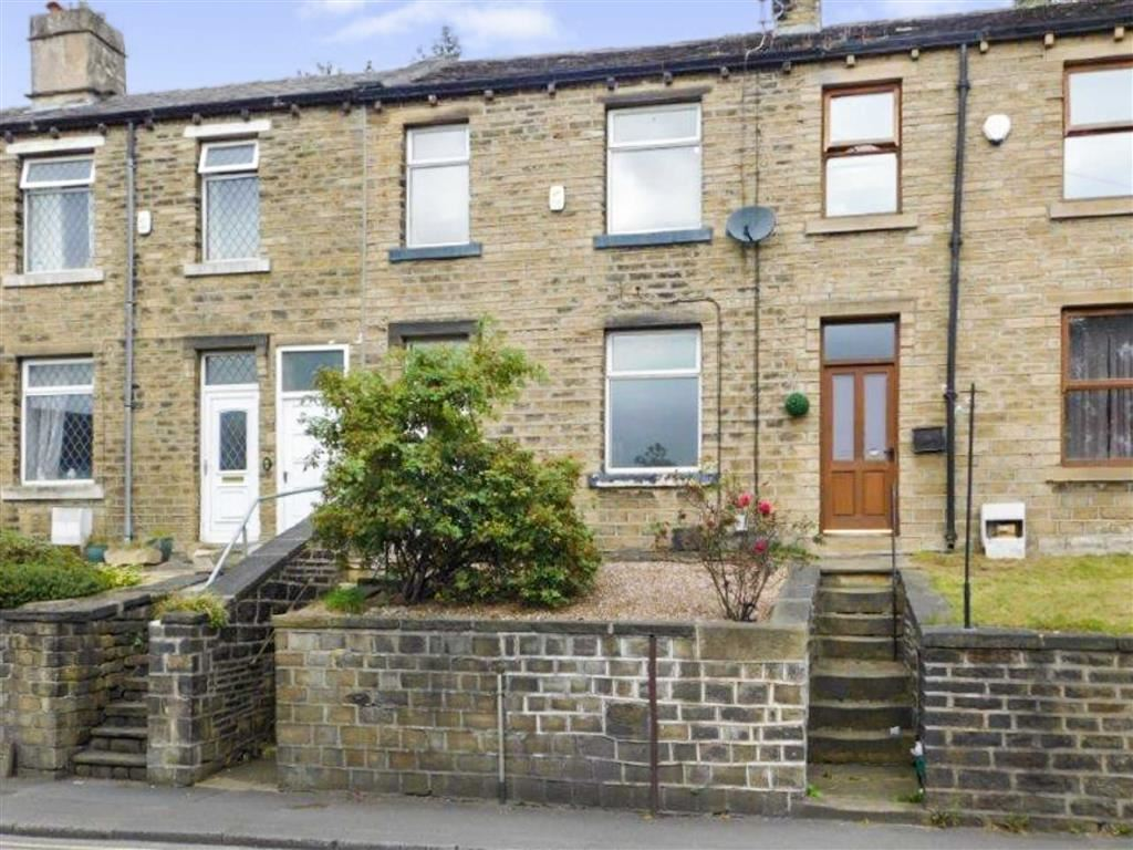 3 Bedrooms Terraced House for sale in Lowergate, Paddock, Huddersfield