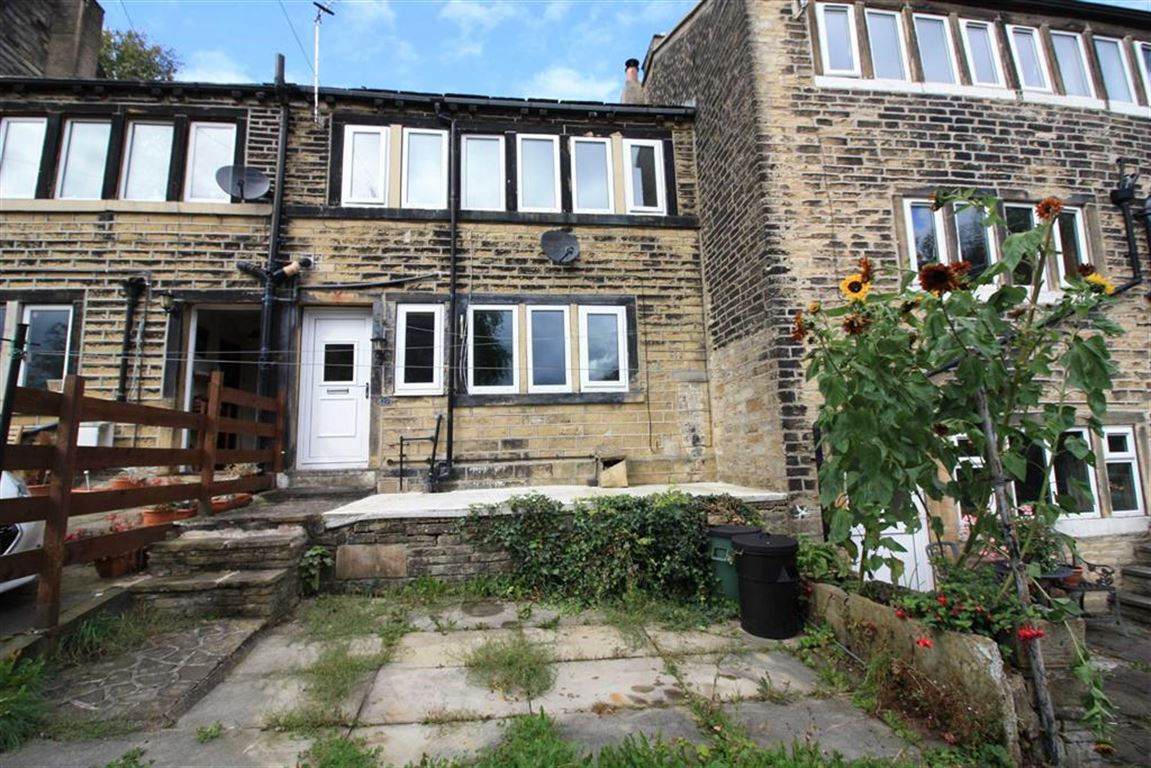 2 Bedrooms Terraced House for sale in Scarhouse Lane, Golcar, Huddersfield