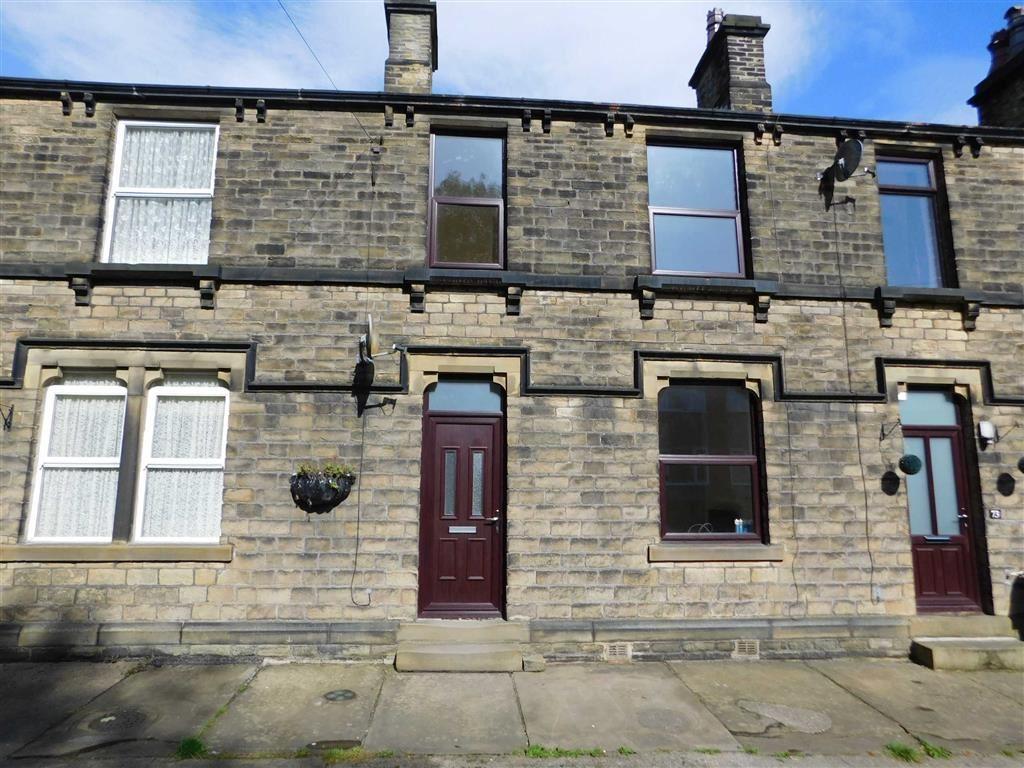 2 Bedrooms Terraced House for sale in Wood Street, Longwood, Huddersfield