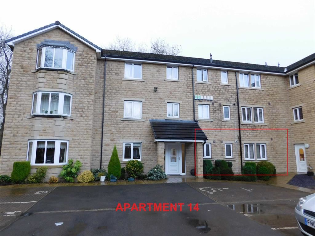 2 Bedrooms Apartment Flat for sale in Kings Mill Lane, Aspley, Huddersfield
