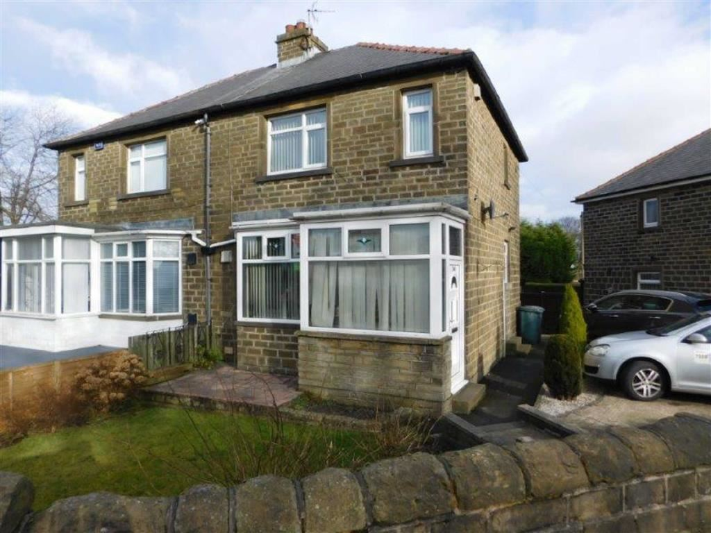 3 Bedrooms Semi Detached House for sale in New Hey Road, Salendine Nook, Huddersfield