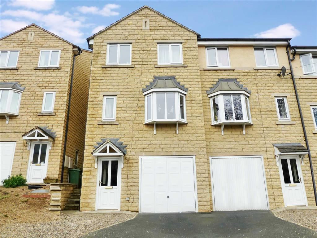 3 Bedrooms Town House for sale in Victoria Court, Dale Street, Huddersfield