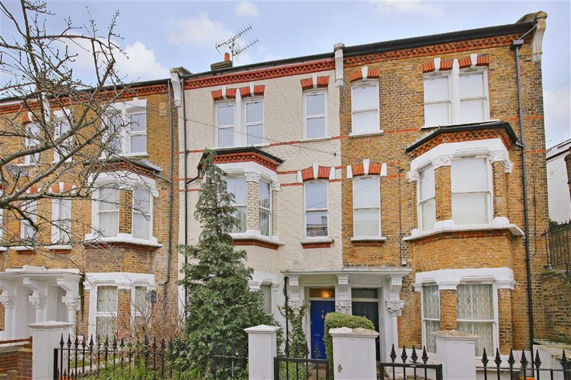 2 Bedrooms Flat for sale in Fermoy Road, London, W9