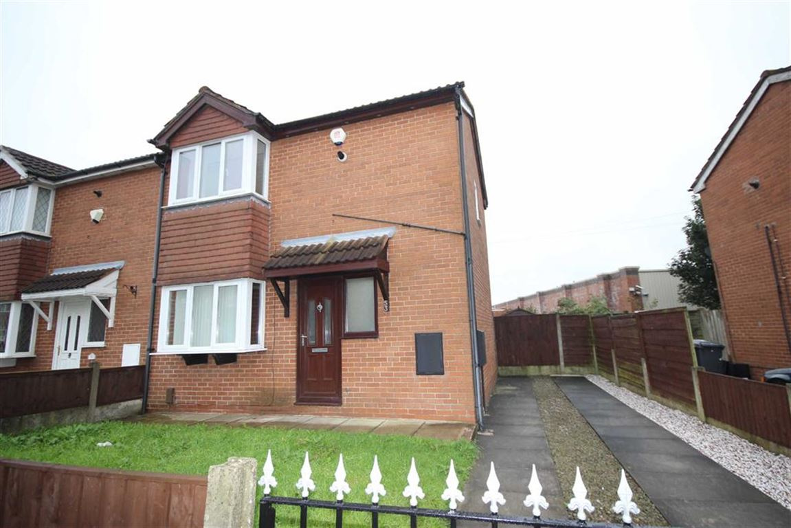 Brackley Street, Walkden, M28