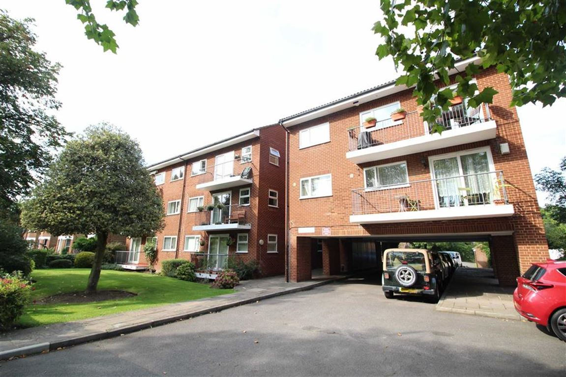 2 Bedrooms Flat for sale in Knights Court, 85 Kings Hall Road, Beckenham, BR3