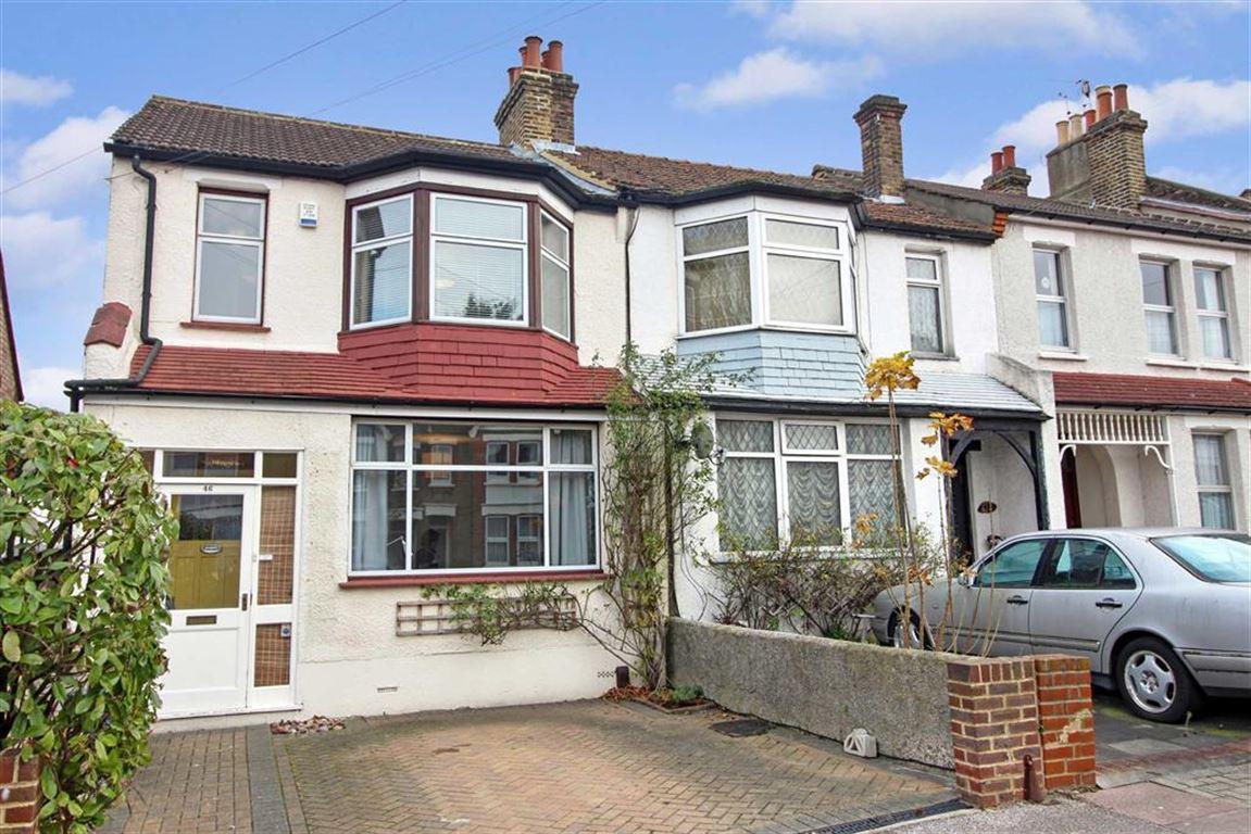 3 Bedrooms End Of Terrace House for sale in Pelham Road, Beckenham, BR3