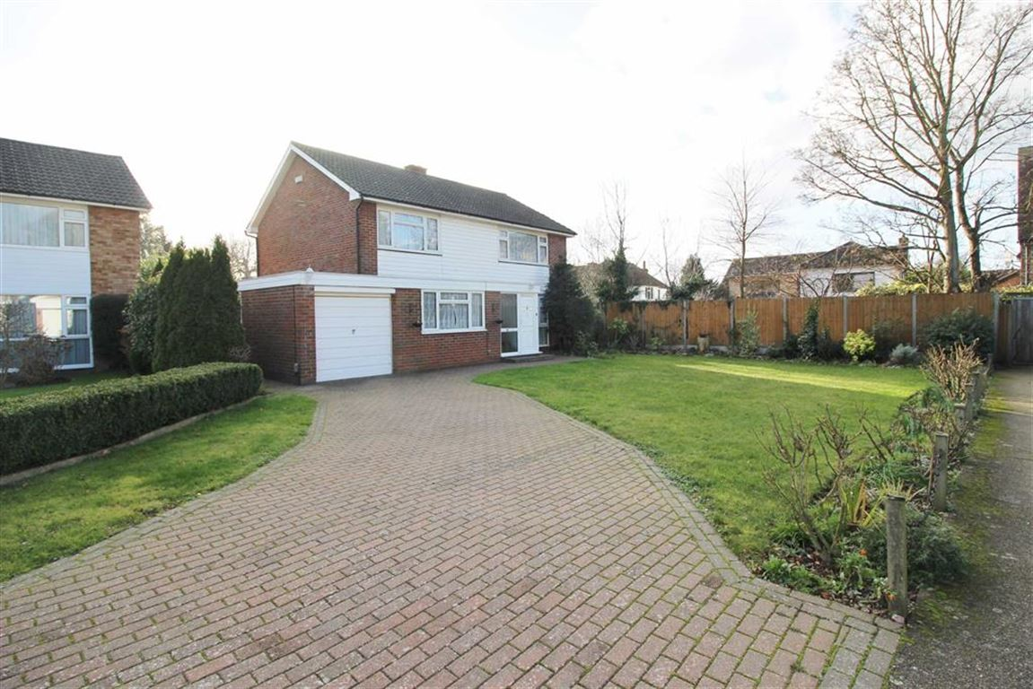 4 Bedrooms Detached House for sale in Thornton Dene, Beckenham, BR3