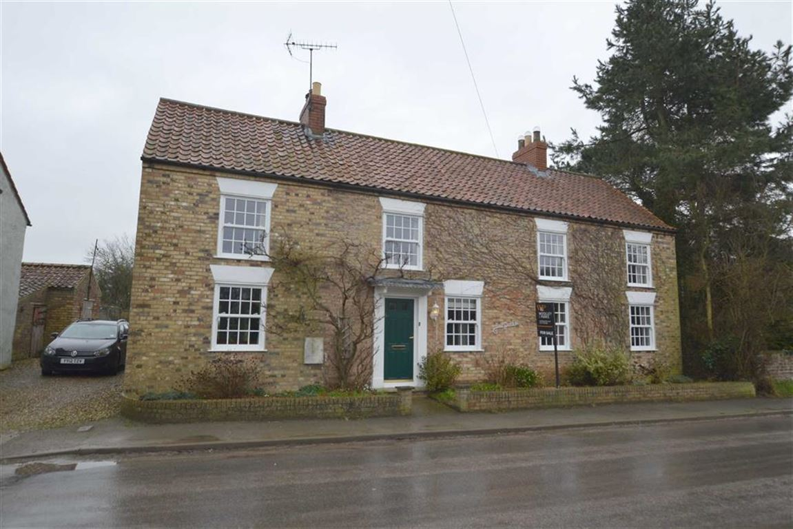 4 Bedrooms Detached House for sale in Main Street, Great Kelk, East Yorkshire, YO25