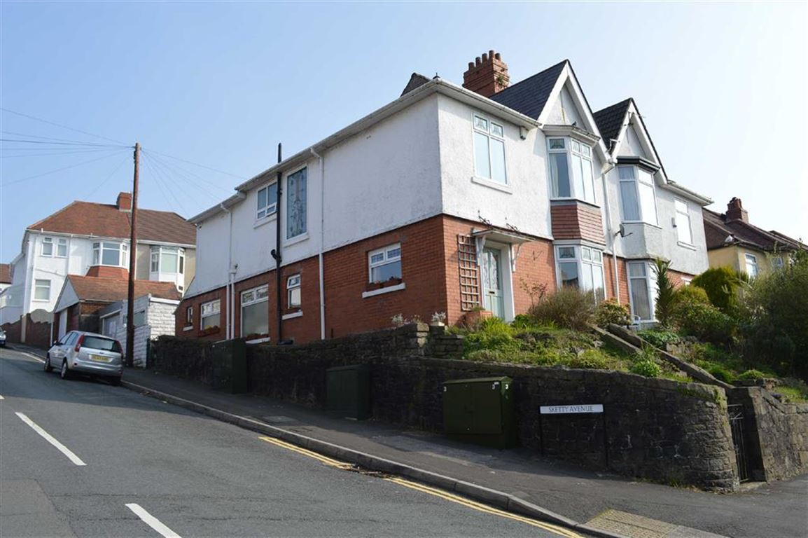 Eversley Road, Swansea, SA2