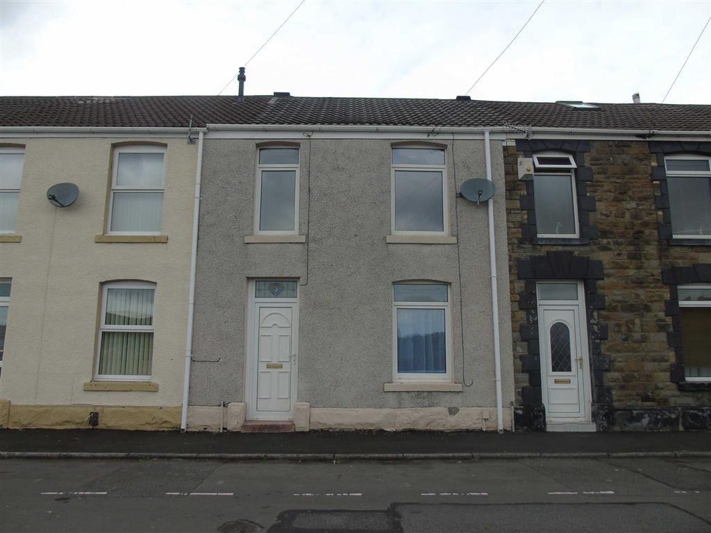 Idris Terrace, Plasmarl, Swansea