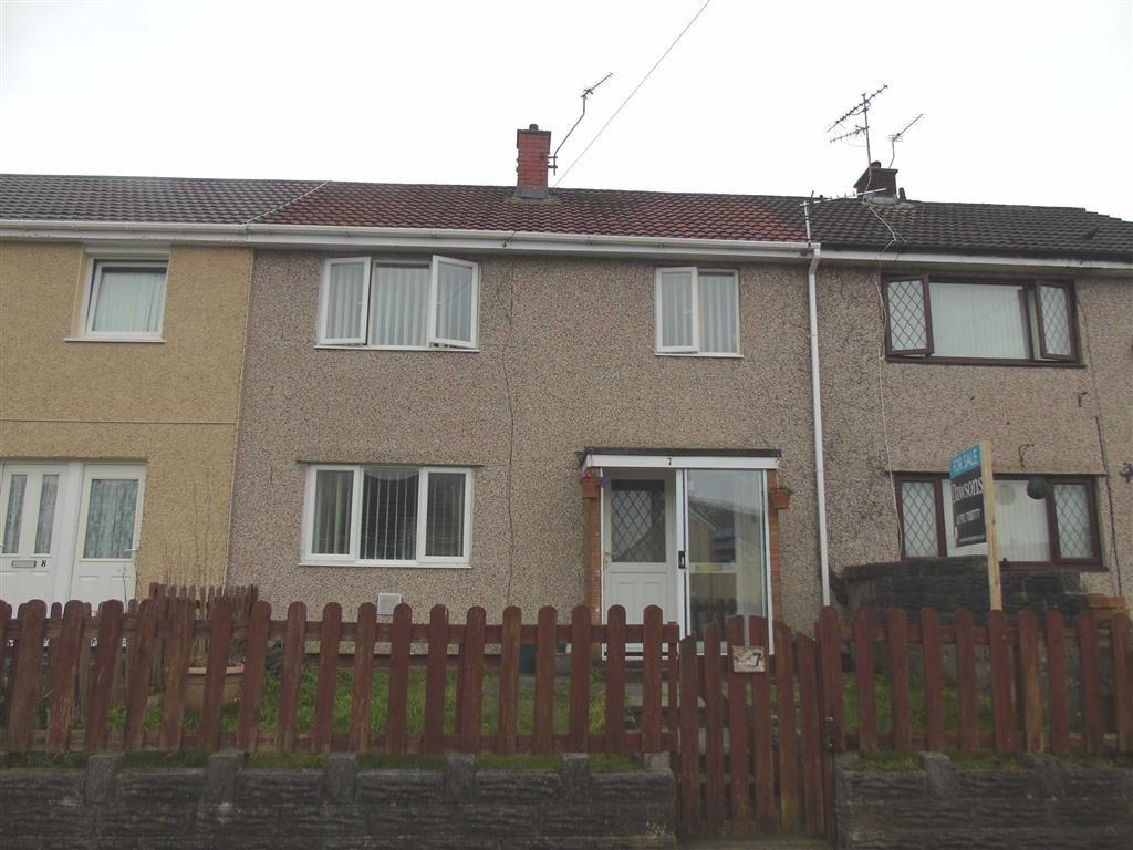 Lon Gwendraeth, Caemawr, Swansea