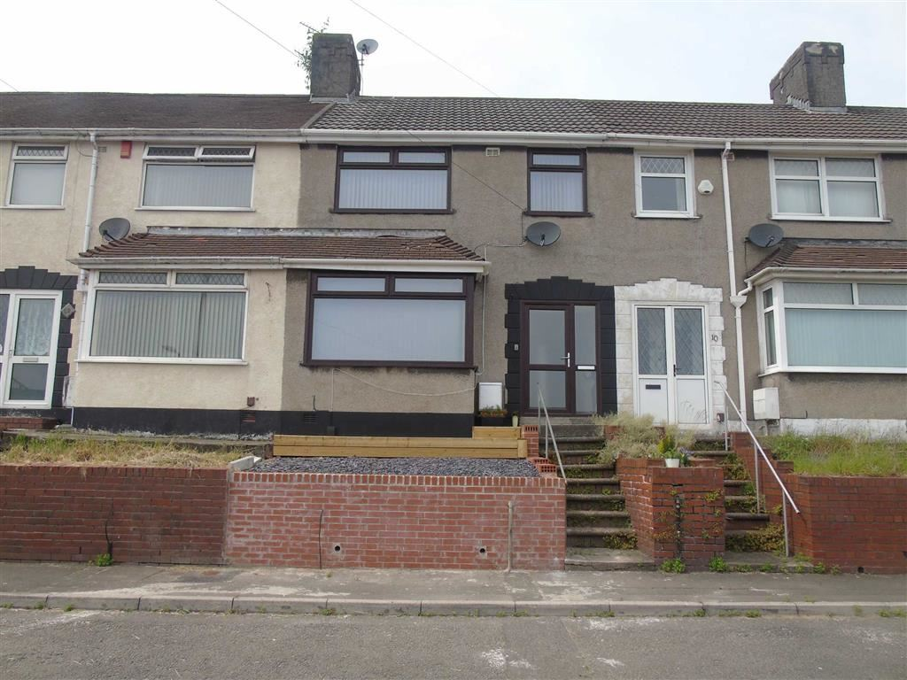 Emlyn Terrace, Plasmarl, Swansea