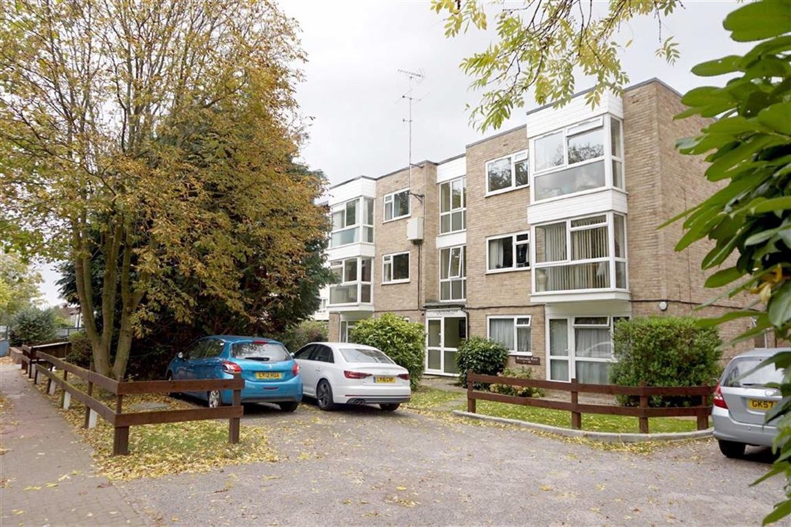 2 Bedrooms Flat for sale in Branscombe Court, 109 Westmoreland Road, Bromley