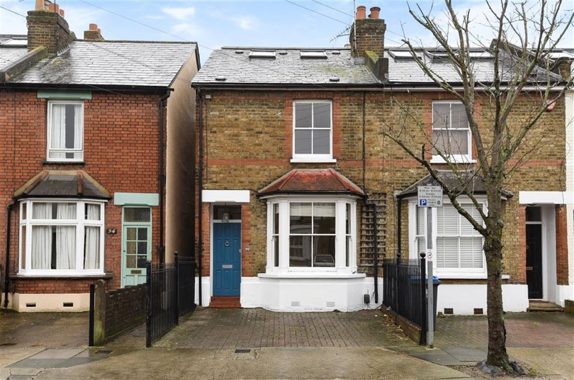 3 Bedrooms End Of Terrace House for sale in Richmond Park Road, Kingston Upon Thames