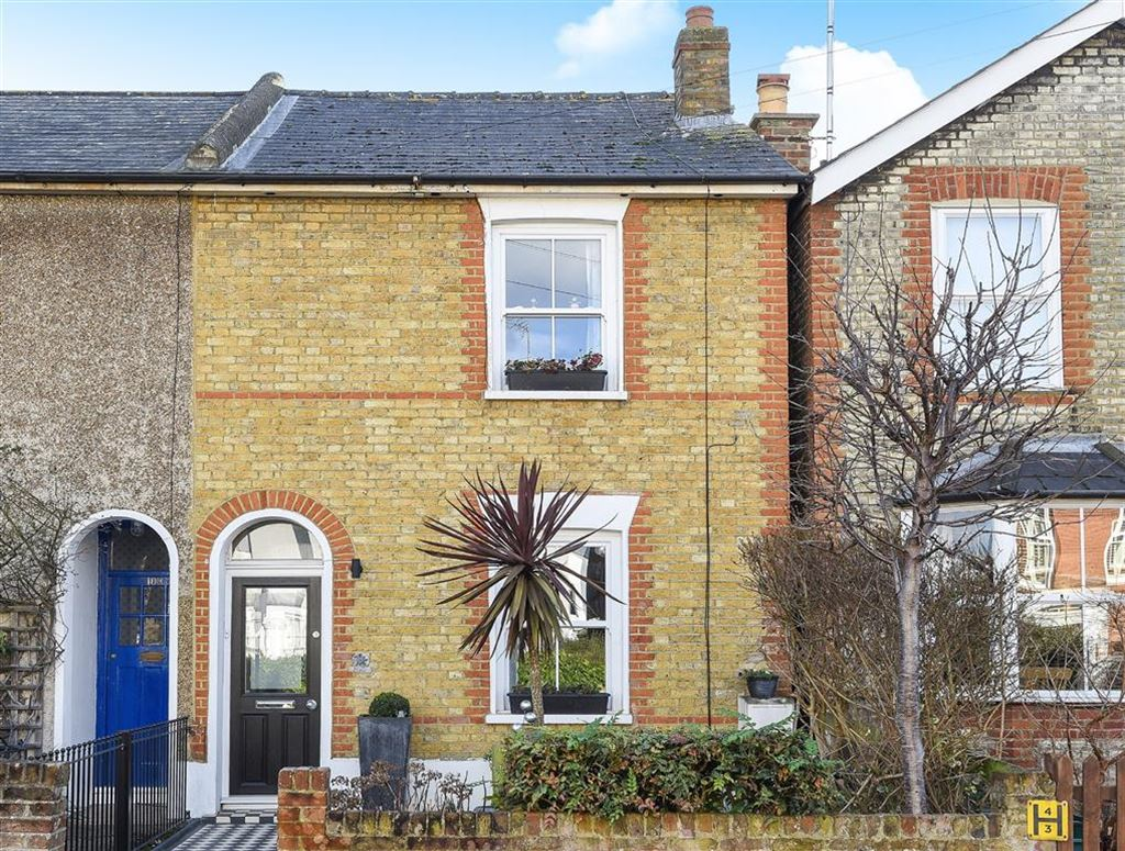 2 Bedrooms End Of Terrace House for sale in Richmond Park Road, Kingston Upon Thames
