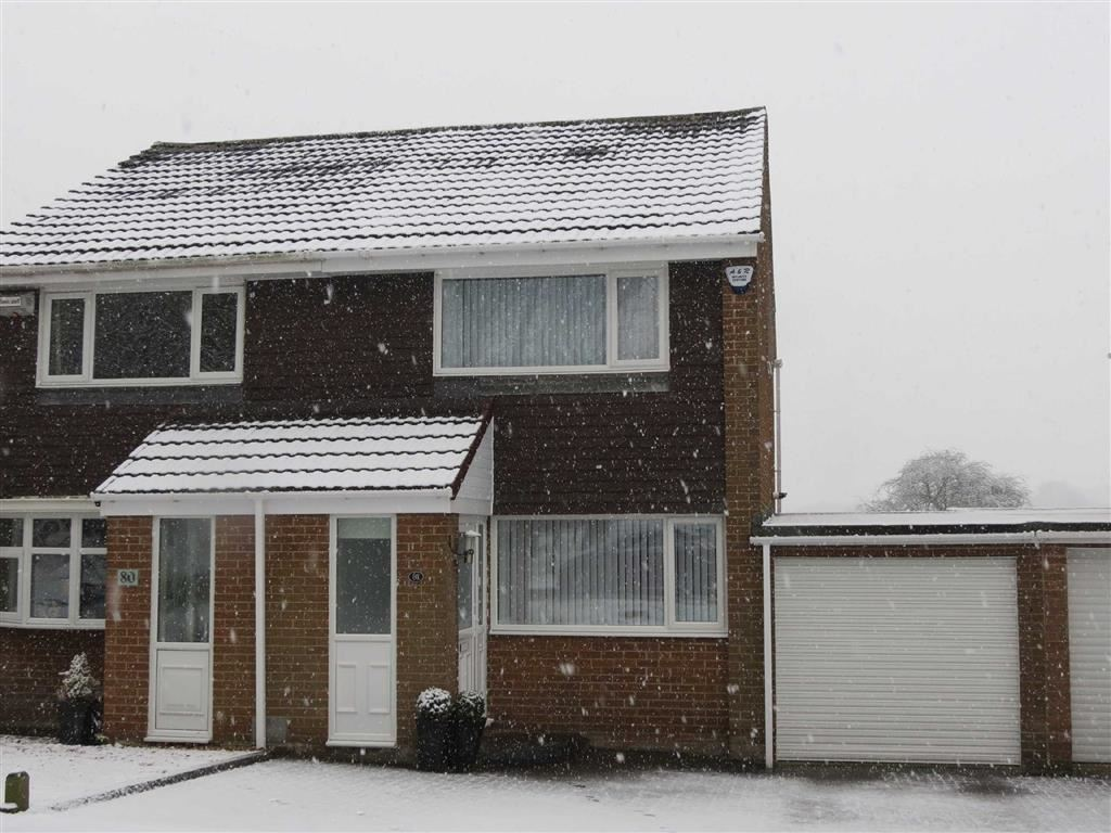 2 Bedrooms Semi Detached House for sale in Fountains Close, Biddick, Washington
