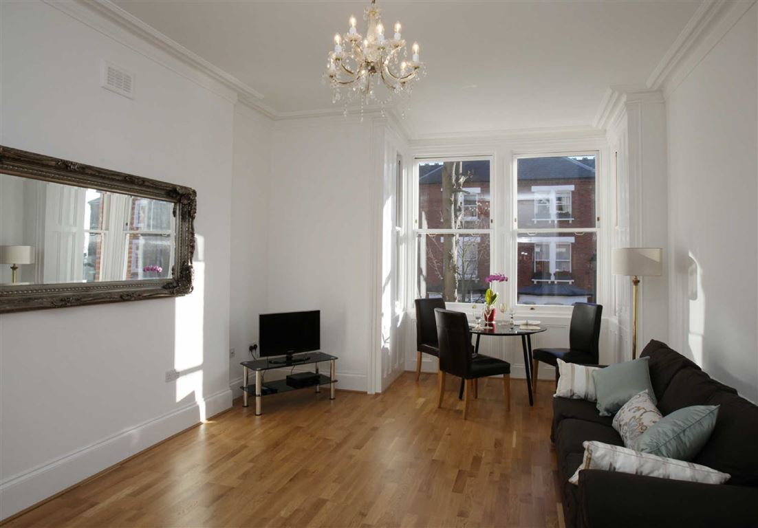 2 Bedrooms Flat for sale in Parliament Hill, London, NW3