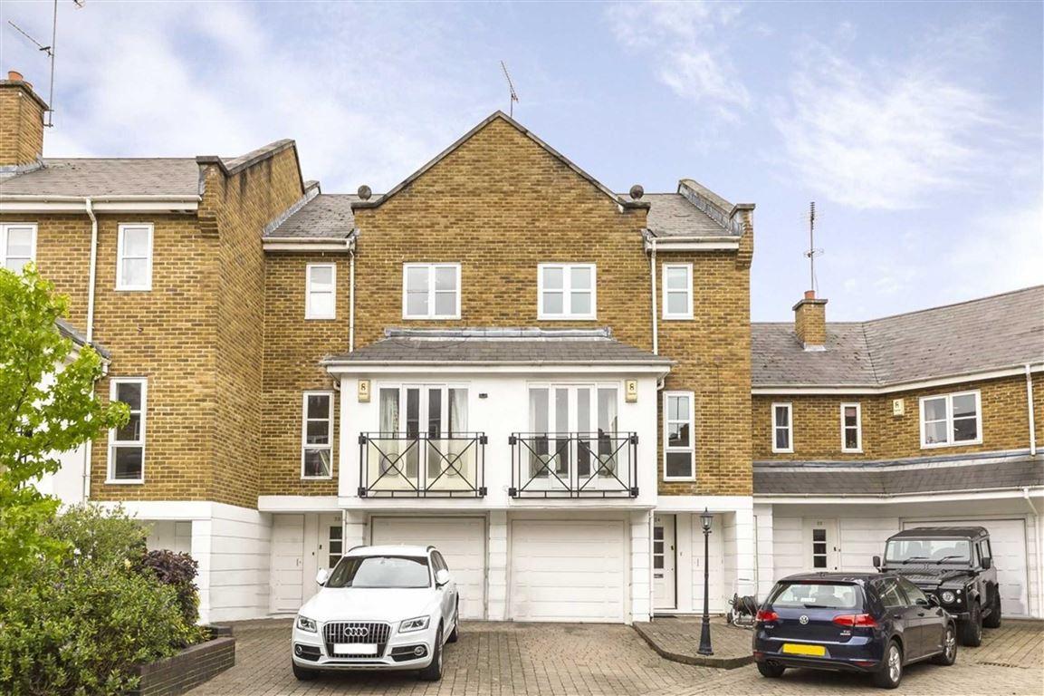 3 Bedrooms House for sale in Berridge Mews, London, NW6