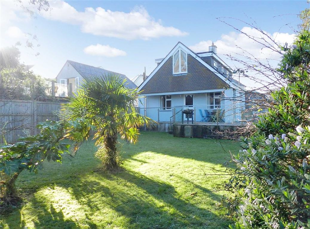 4 Bedrooms Detached House for sale in Consols, St Ives