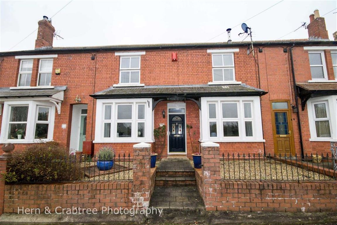 3 Bedrooms Terraced House for sale in Drope Terrace, St Georges-Super-Ely, Cardiff